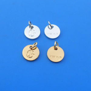Custom Metal Charm Jewellry Beads Tag Metal Pendants for Necklace and Bracelet pictures & photos