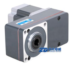 speed control range 200~2500RPM DC motor with Ltype gear box pictures & photos