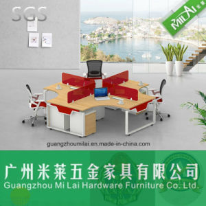 Modern Office Furniture Computer Table for 4 Person pictures & photos