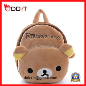 Customized Kids Plush Teddy Bear Bag pictures & photos