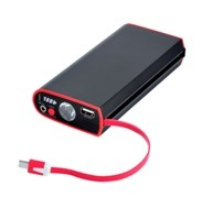 12000mAh Mini Portable Power Bank Jump Starter Car pictures & photos