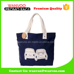 2014 Eco Friendly Washable Canvas Tote Bag pictures & photos