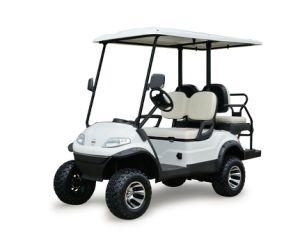 New Design 4 Seats Electric Hunting Buggy pictures & photos