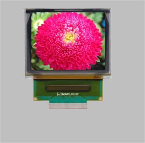 1.69 Inch Color OLED Display Module with 160X128 Pixels pictures & photos