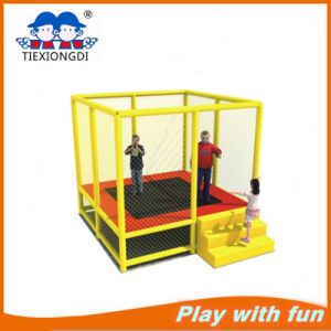 Factory Price Trampoline Park Indoor Commercial Cheap Trampoline for Sale Txd16-10801 pictures & photos