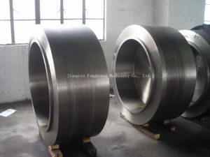 Round Half Hollow and Solid Steel Forging pictures & photos