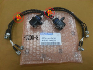 Komatsu Excavator Spare Parts, Engine Parts for Wiring Harness (6754-81-9450) pictures & photos
