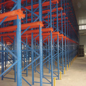 High Standered Warehouse Rack Drive in Racking pictures & photos
