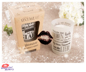 Fashion Design Soy Wax Global Gift Candle with Matched Box pictures & photos
