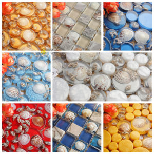 Stone/Glass/Shell Mosaic for Swimming Pool, Wall, Tiles pictures & photos
