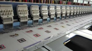 Multi Heads Embroidery Machine for Garment Industry pictures & photos