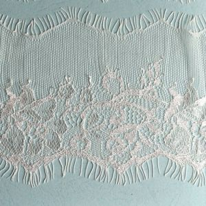 Eyelash Type of Whole Lace for Wedding Dress Accessories pictures & photos