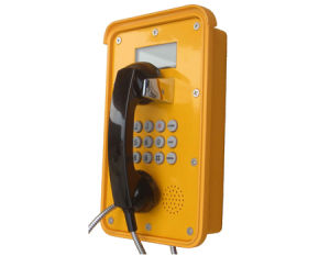 Public Explosion Proof Telephone VoIP Telephone Knsp-01 From Koontech pictures & photos