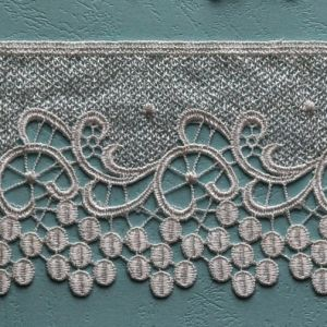 Customer′s Design Welcomed Hot Sell Fashion Polyester Lace pictures & photos