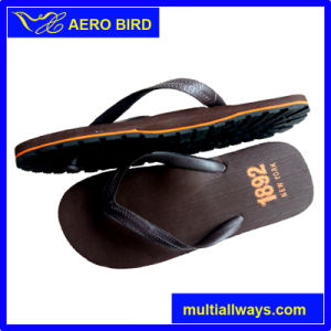 Three Layer High Quality PE Slipper for Male pictures & photos