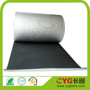 Aluminum Foil Backed PE Foam in Rolls Insulation Material pictures & photos