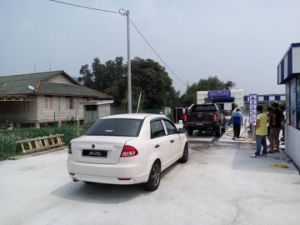 Automatic Conveyorized Car Washing System/ Car Washer pictures & photos