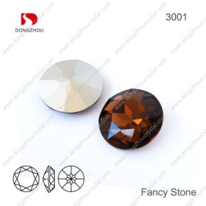 Decorative Handmade Crystal Rhinestone for Jewelry Accessories pictures & photos