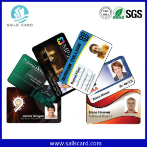 Access Control Contactless Smart ID Card pictures & photos