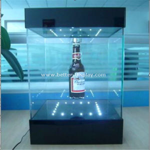 Custom Acrylic Floating Magnetic Levitation Display pictures & photos