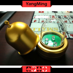 Si Bo Casino Poker Table Dedicated Intelligent Automatic Dice Cup (YM-DI02) pictures & photos