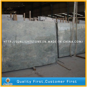 Cheap Natural Seawave Green Granite Slabs for Garden Paving, Tiles pictures & photos