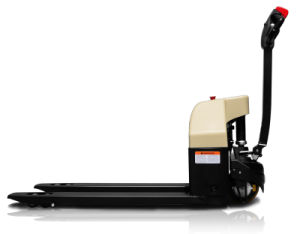 Hot! ! ! 1.5t Walkie Type Full Electric Pallet Jack/Truck pictures & photos