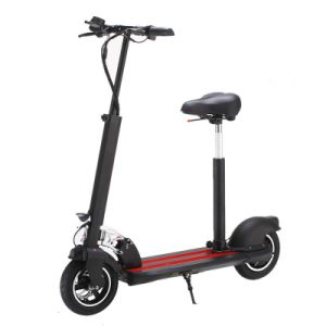 400W Aluminium Electric Scooter for Adults pictures & photos