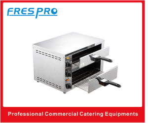 """Countertop Equipment for 12"""" Pizza Baking with Double Chamber pictures & photos"""