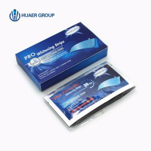 Huaer Dental Whitening Home Kit 3D 28PCS White Strips pictures & photos
