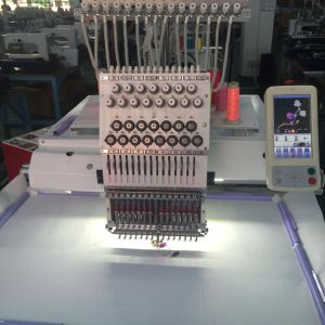 Single Head Tajima Embroidery Machine for Hat Finished Garments Sewing-500*800 mm pictures & photos