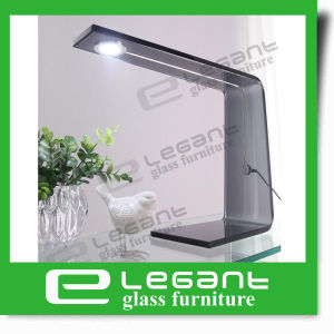 Grey Bent Glass Table Lamp with Ue Power pictures & photos