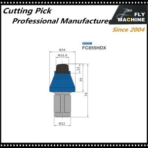 Grader Cutter Scarifier Blade C855hdx pictures & photos