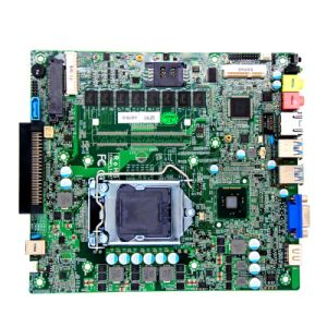 DDR3l, LGA 1150, USB3.0, SATA3.0 Motherboard pictures & photos