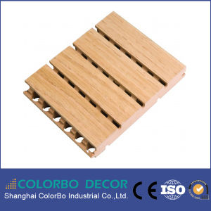 Wall Decorative Board Wooden Timber Acoustic Panel pictures & photos