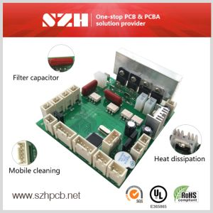 2 Layers HASL Automatic Bidet PCBA Prototype pictures & photos