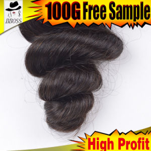 Loose Weaving of Brazilian 9A Hair Weft pictures & photos