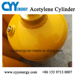 Good Quality Pressure Vessel N2 O2 CO2 Argon Acetylene Stainless Steel Gas Cylinder pictures & photos