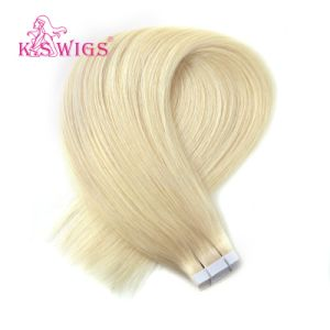 Natural Human Hair Extension Double Tape Hair Extension pictures & photos