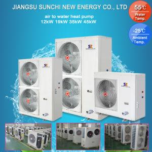 Hot Water 3kw 5kw 7kw 9kw Heat Pump Heating System pictures & photos