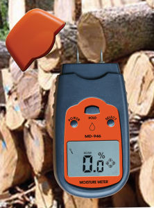 Digital Wood Moisture Meter (MD-946) pictures & photos