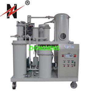 Used Lube Oil Purifier, Waste Polluted Oil Filtration Machine pictures & photos