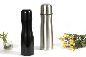 Good Quality Stainless Steel Coffee Vacuum Bowling Bottle pictures & photos