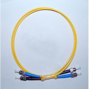 High Quality St to St Single-Mode Optical Fiber Jumper pictures & photos