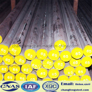 Alloy Tool Round Steel For Making Axle SAE52100/GCr15/EN31/SUJ2 pictures & photos