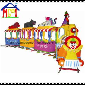 Cartoon Train Amusement Equipment for Outdoor Playground pictures & photos