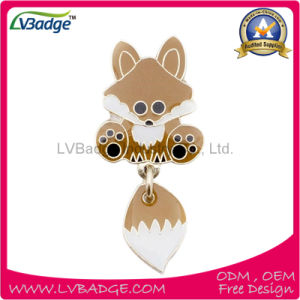 Soft PVC Badge in Custom Made Shape and Logo pictures & photos