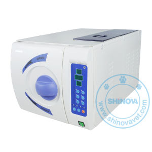 12L Three Times of Pre-Vacuum Sterilizer (PV-12) pictures & photos