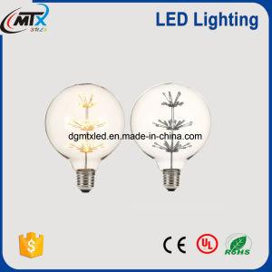 LED Filament Light bulb E27 Firework Globe Energy saving Bulb pictures & photos