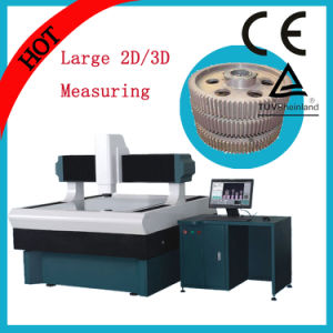 600X500X150mm 2.5D Big Video Image Measuring Instrument pictures & photos